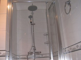 The loft shower room